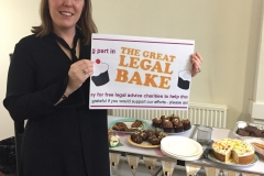 Great Legal Bake