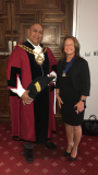 Mayoral Sunday Procession and Church Service - May 2018
